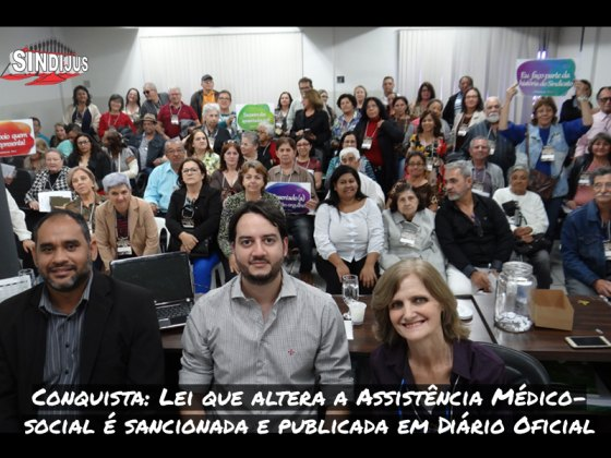 Lei sancionada - assistência médico social aposentadoss cópia