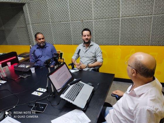Entrevista Boca - 22 de fevereiro de 2021